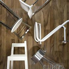 ไอเดียแต่งห้องด้วยเก้าอี้หลายแบบหลากสี