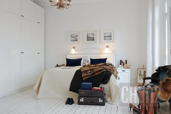 รูป 4 แบบตกแต่งห้อง คอนโด อพาร์ทเม้นท์ สวยๆ