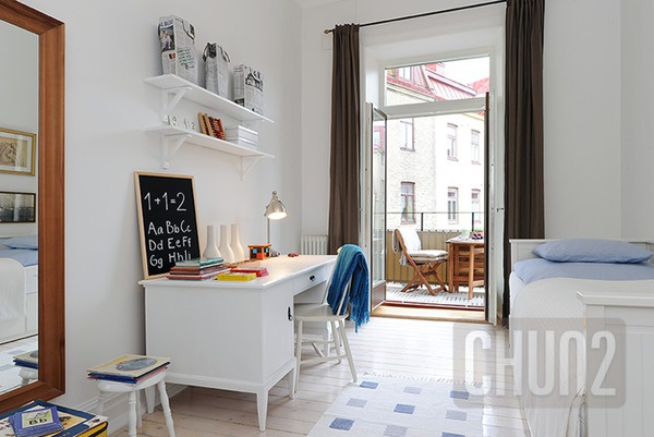 รูป 5 แบบตกแต่งห้อง คอนโด อพาร์ทเม้นท์ สวยๆ