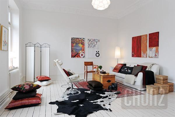 รูป 7 แบบตกแต่งห้อง คอนโด อพาร์ทเม้นท์ สวยๆ