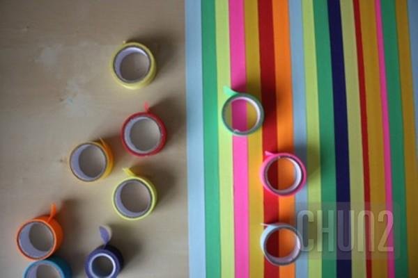 รูป 3 ตกแต่งโต๊ะทำงาน ให้มีสีสัน