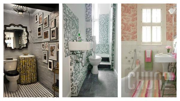 ห้องน้ำสวยๆ ตกแต่งน่าใช้