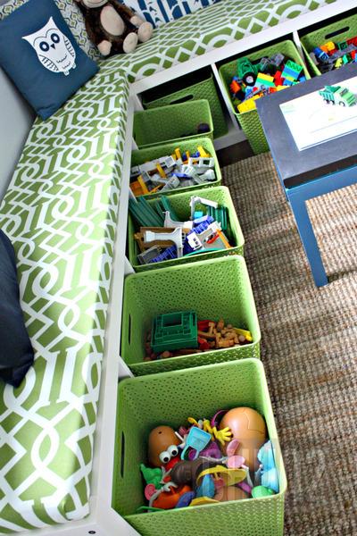 ไอเดียตกแต่งห้องนั่งเล่น สำหรับเด็ก (Play room)