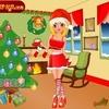 เกมส์แต่งตัวตุ๊กตา ชุดคริสต์มาส