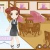 เกมส์แต่งตัวตุ๊กตา ชุดสาวเสิร์ฟร้านกาแฟ