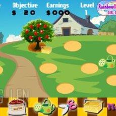 เกมส์ปลูกผัก ทำสวนผลไม้