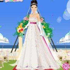 เกมส์แต่งตัวตุ๊กตา ชุดแต่งงานสวยๆ