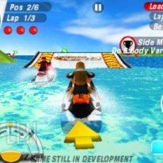ตัวอย่างเกมส์ใหม่ Aqua Moto Racing 2