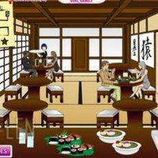 เกมส์ทำงาน ร้านอาหารญี่ปุ่น