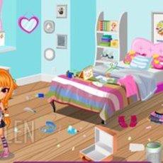 เกมส์ทำความสะอาดห้อง