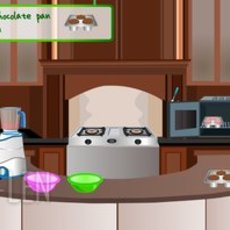 เกมส์ทำขนม คัพเค้ก