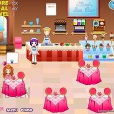 เกมส์ทำงานร้านอาหาร