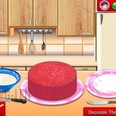 เกมส์ฝึกทำเค้ก วันวาเลนไทน์