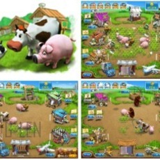 ดาวน์โหลดเกมส์ใหม่ Farm Frenzy 2