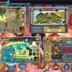 เกมส์ไอโฟนออกใหม่ Pocket Legends (3D MMO)