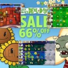 เกมส์ปลูกต้นไม้สู้ซอมบี้ Plants vs. Zombies