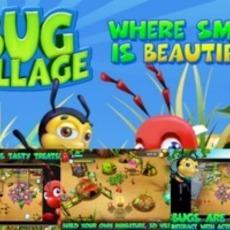 ดาวน์โหลดเกมส์ฟรี Bug Village เกมส์เมืองมด