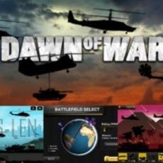เกมส์สงคราม Dawn of War โหลดฟรี
