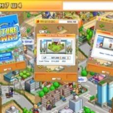 เกมส์ Venture Towns เกมส์สร้างเมือง