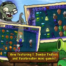 เกมส์ปลูกผักต่อสู้ซอมบี้ Plants vs. Zombies