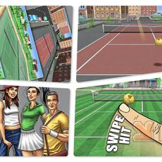 เกมส์ฟรีไอแพด เกมส์เทนนิส