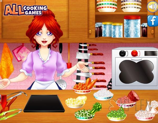 เกมส์ทำอาหาร