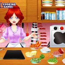 เกมส์ทำอาหารญี่ปุ่น ชูชิแฟนซี