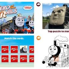 ดาวน์โหลดเกมส์ใหม่ Thomas & Friends: Hero of the Railway