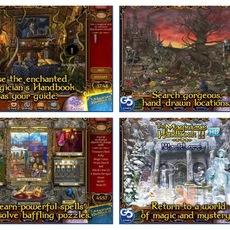 เกมส์หาของ The Magician's Handbook II: Blacklore HD (Full)