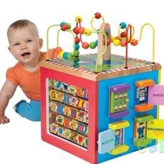 ของเล่นเสริม พัฒนาการเด็ก กล่องขดลวด คำศัพท์