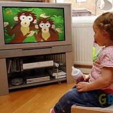เด็กอายุต่ำกว่า 3 ขวบ ไม่ควรดูทีวี เพราะ