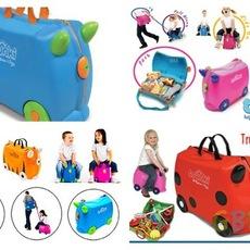 กระเป๋าเดินทางเด็ก ซื้อ 1 แถม 1