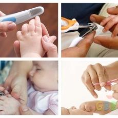 วิธีตัดเล็บเด็กเล็ก