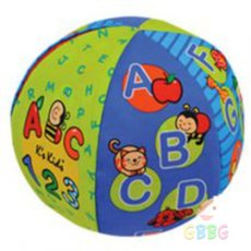 ของเล่นเด็ก ลูกบอลมีเสียง พูดได้