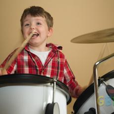 เสียงดนตรี ดีต่อพัฒนาการ ลูก จริงหรือ