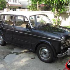 รถเฟียตโบราณ FIAT 1100 ปี 1968