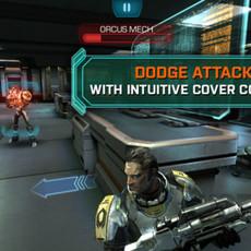เกมส์ไอโฟนไอแพด Mass Effect INFILTRATOR