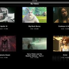 ดูคลิปวีดีโอทุกรูปแบบบน ไอโฟนไอแพด ด้วย flex:player