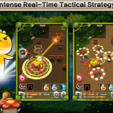 เกมส์ไอแพดฟรี Plants War