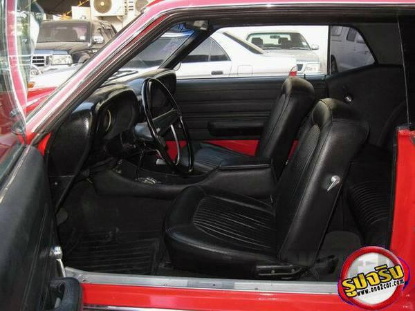 รูป 2 รถคลาสสิค ฟอร์ดมัสแตง 1969 (Ford Mustang)