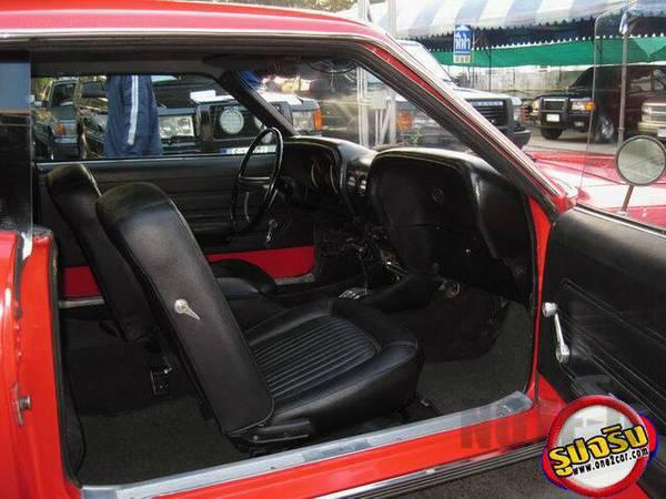 รูป 3 รถคลาสสิค ฟอร์ดมัสแตง 1969 (Ford Mustang)
