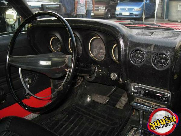 รูป 5 รถคลาสสิค ฟอร์ดมัสแตง 1969 (Ford Mustang)