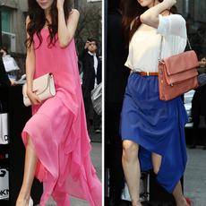 แฟชั่นเสื้อผ้าดาราเกาหลี Sooyoung กับ Seohyun