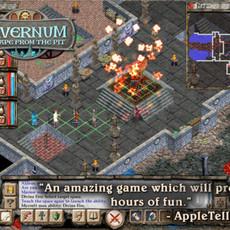 เกมไอแพด Avernum: Escape From the Pit HD