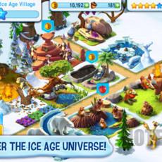 เกมฟรี Ice Age Village ไอโฟนไอแพด