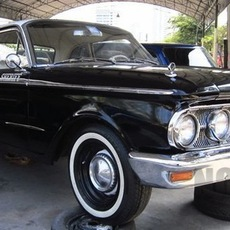 รถคลาสสิค Ford (Mercury) Comet 1961