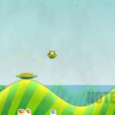 เกมไอแพด Tiny Wings HD
