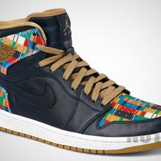 รองเท้าใหม่ Air Jordan 1 RTTG (Road To The Gold)
