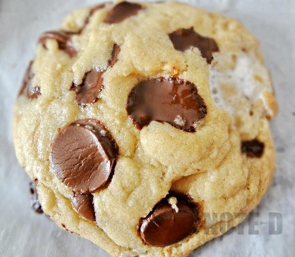 รูป 3 สอนทำคุ้กกี้ช็อกโกแลตมาร์ชเมลโล่