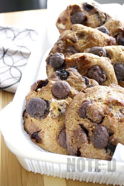 รูป 5 สอนทำคุ้กกี้ช็อกโกแลตมาร์ชเมลโล่